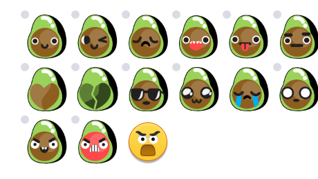 Petition · Kik Interactive: Kik needs to create a new avocado emoji