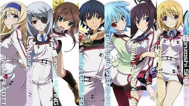 An Infinite Stratos Season 3