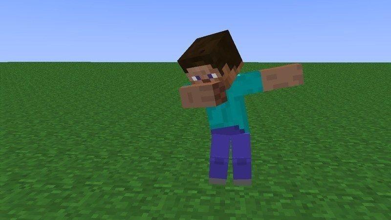 Lit Minecraft
