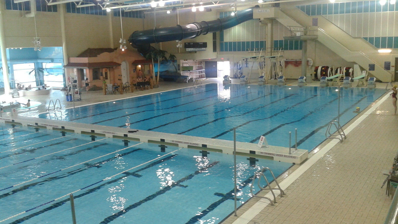 Petition City Of North Vancouver Build A 50 Meter 8 Lane Mult Purpose Pool