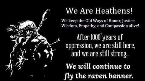 Image result for heathens""