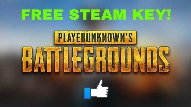 Free steam key giveaway 2018