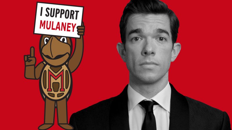 Umd Graduation 2020.Petition Choose John Mulaney As The Umd Spring 2020