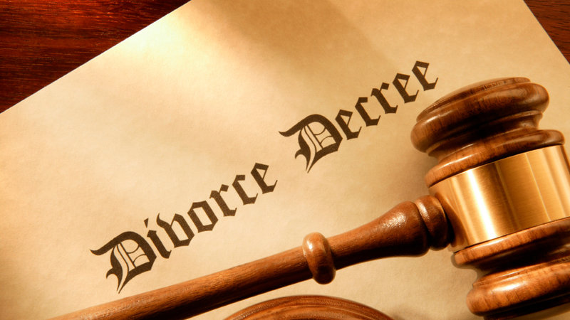 what to do during divorce