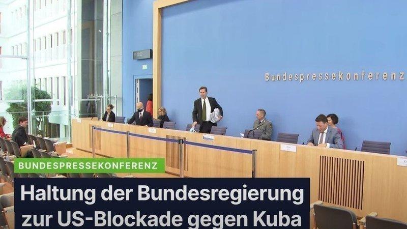 Bundespressekonferenz