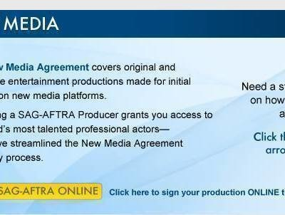 Petition Actra Our Members Want To Swiftly Adopt The Sag Aftra