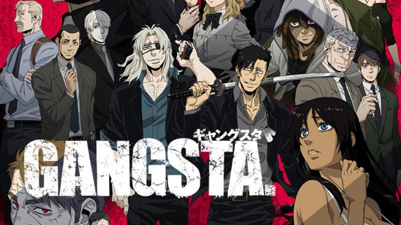 gangsta anime torrent