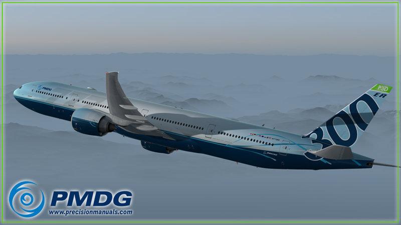 Petition · PMDG: Make a simple 777-300ER for FSX · Change org