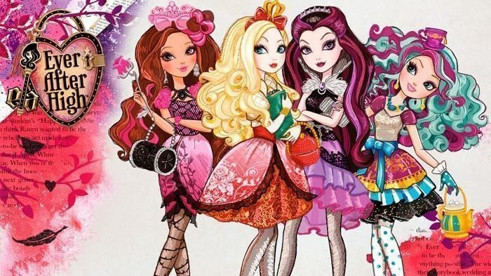 Petition · Mattel: Ever After High Get New Seasons ...