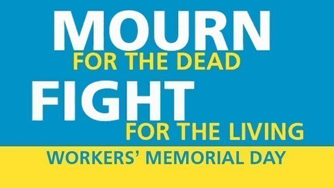 Petition Update Workers Memorial Day Change Org