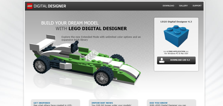 Petition · The Lego Group: Keep LEGO Digital Designer supported ...
