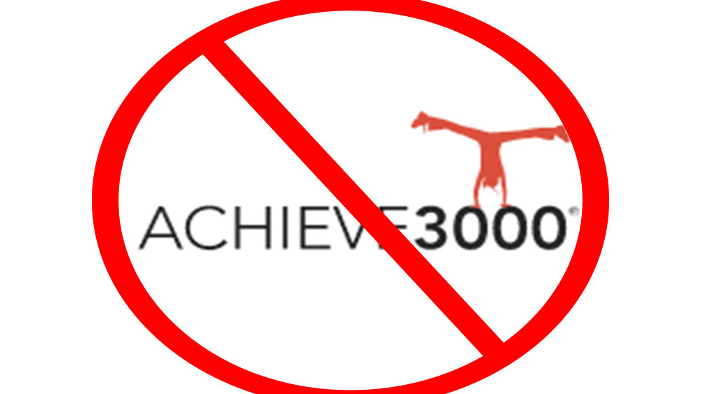Supporter comments · No more achieve3000 in Williamson County Schools ·  Change.org