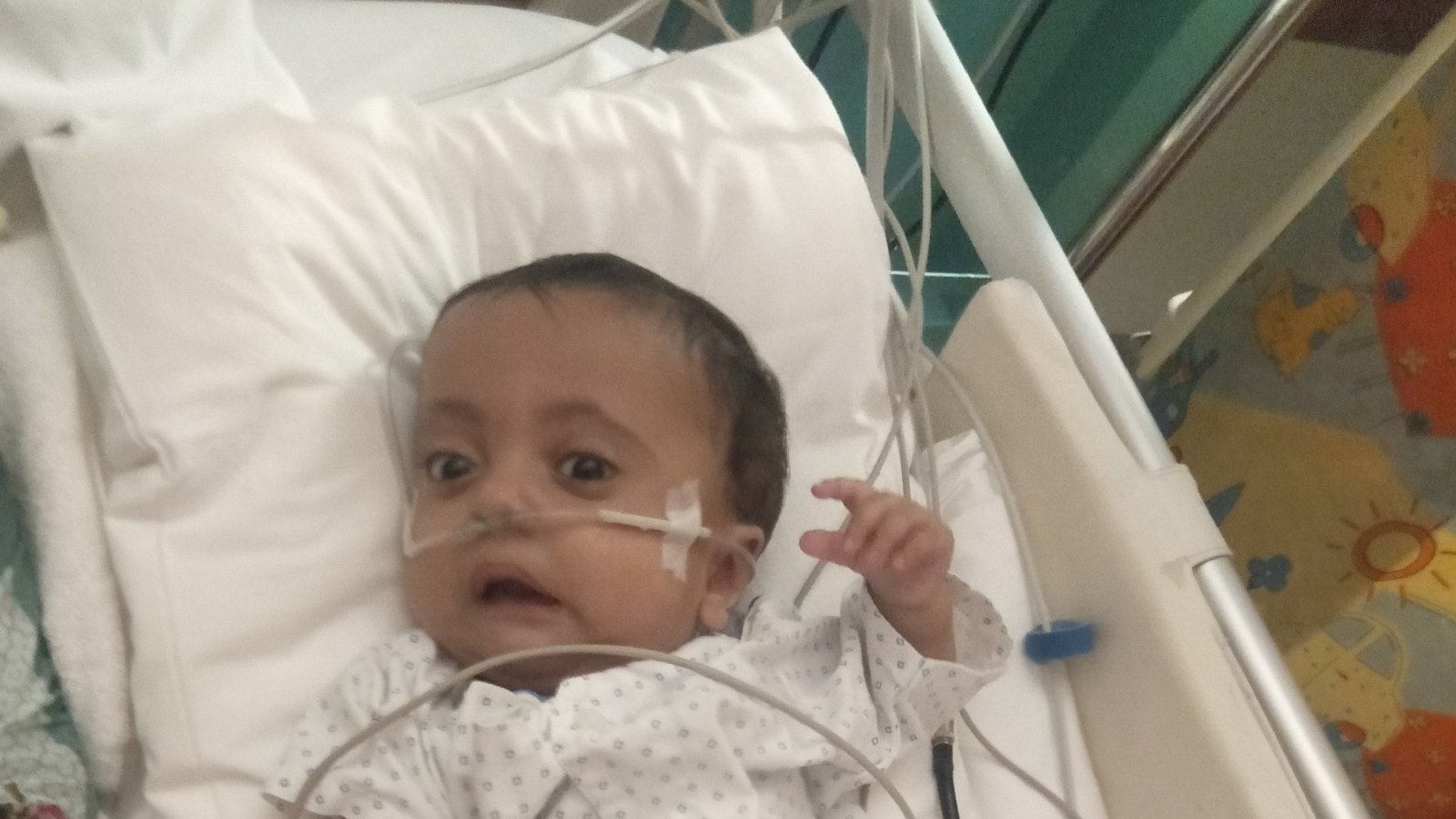 Petition Mercy Appeal For Treatment Of My 10 Month Old Son Of His Rare Disease Osteopetrosis Change Org