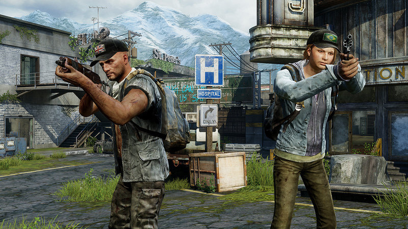 Petition Naughty Dog Naughty Dog Make Dlc Maps On Ps3 Free For - Last-of-us-dlc-maps