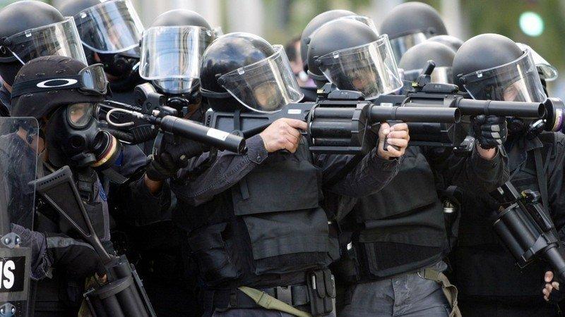 Riot police скачать торрент