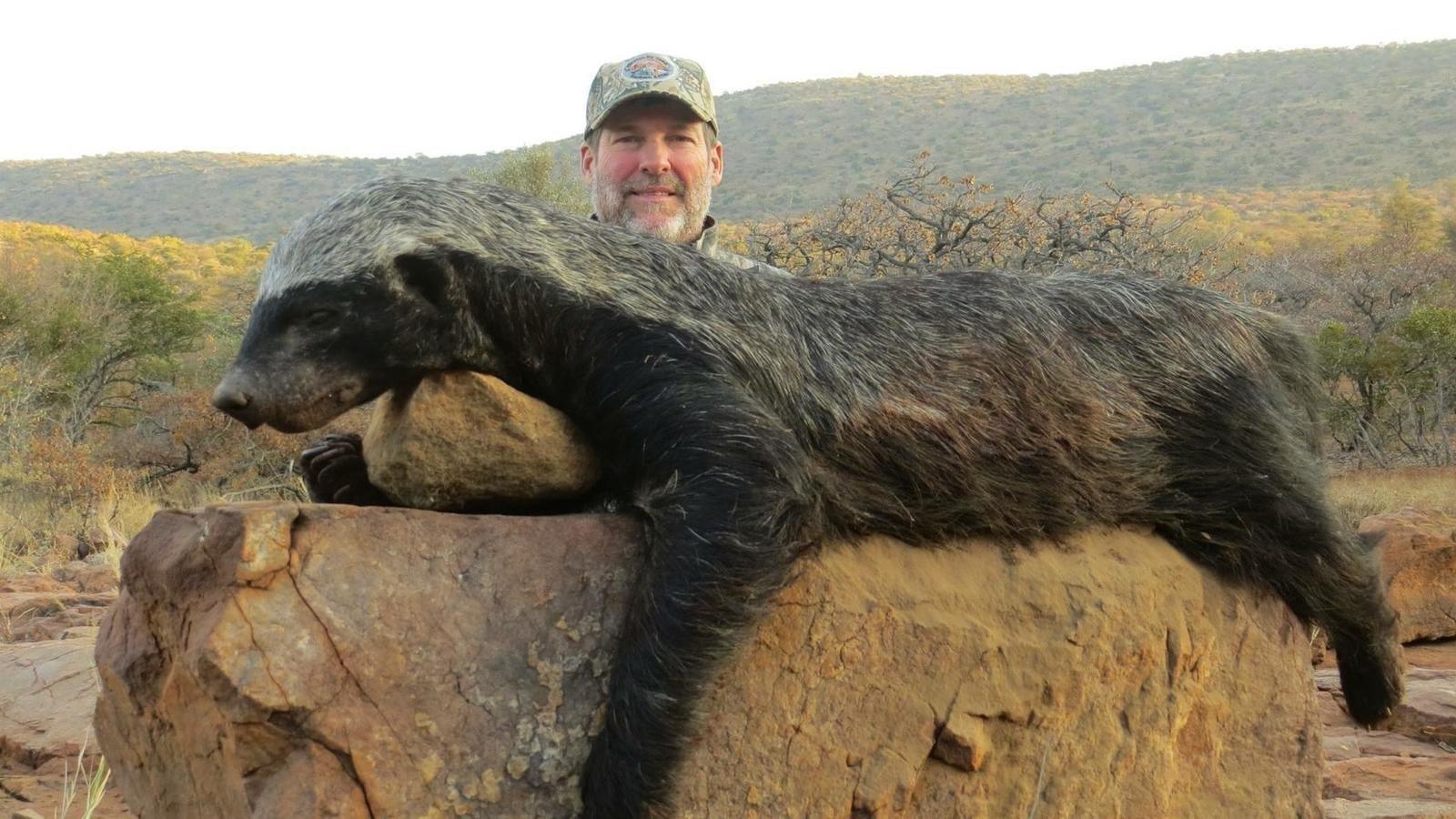 Hunter kills bear with spear, and Under Armour kills