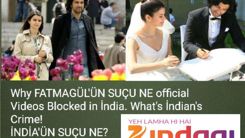 Petition · Make FATMAGUL Hindi Available on OZEE, Unblock FATMAGÜL