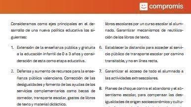 Petición · Conselleria d\' Educació, Investigació, Cultura i Esport ...
