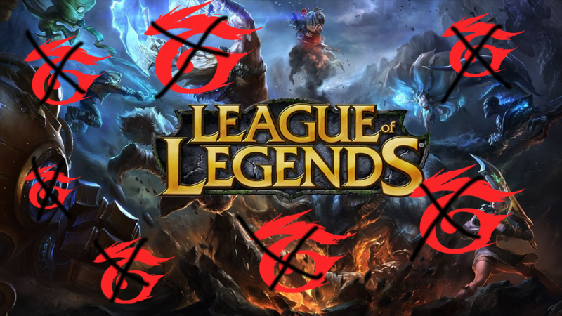 Petition · Suspend the cooperation of league of legends with Garena