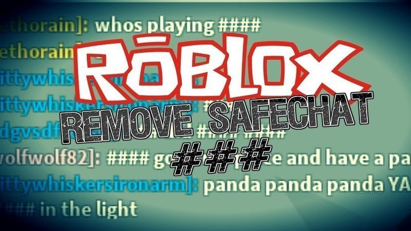 Petition · Roblox Admins: Eliminate Safe Chat from Roblox so