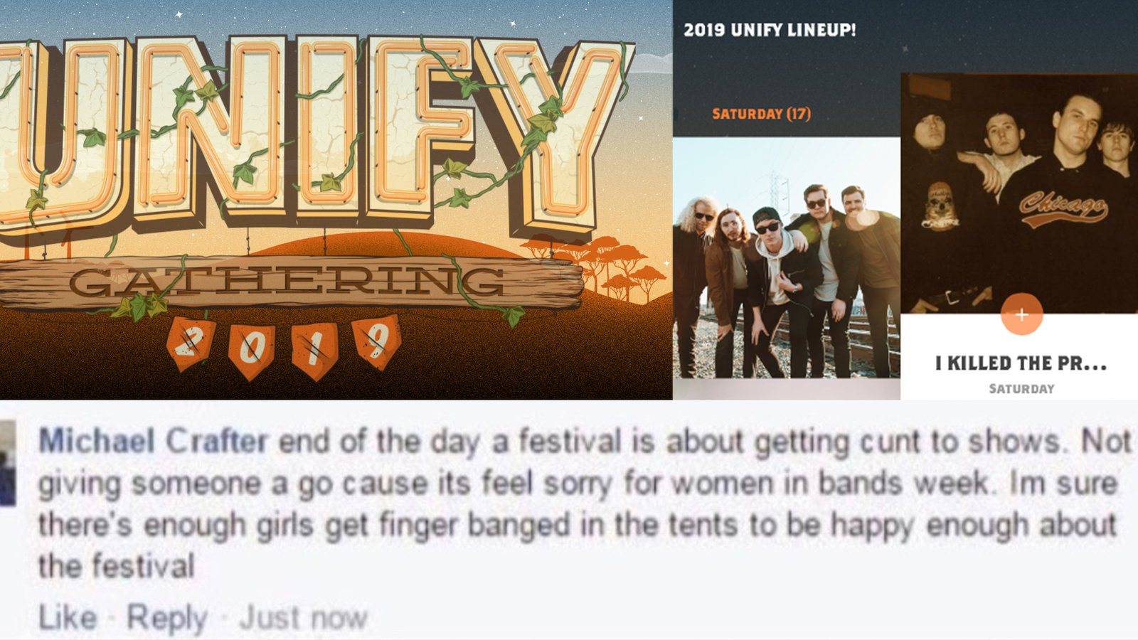 Petition Petition To Remove Iktpq From Unify 2019 Change Org