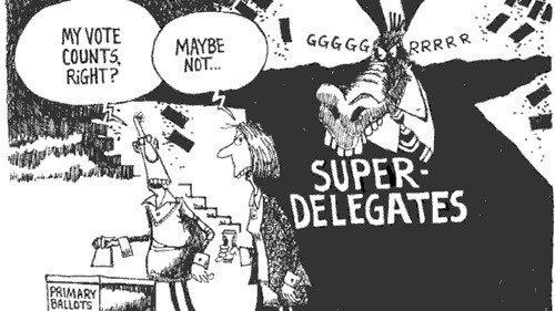 Petition Debbie Wasserman Schultz Get The DNC To Abolish The - Delegates and superdelegates