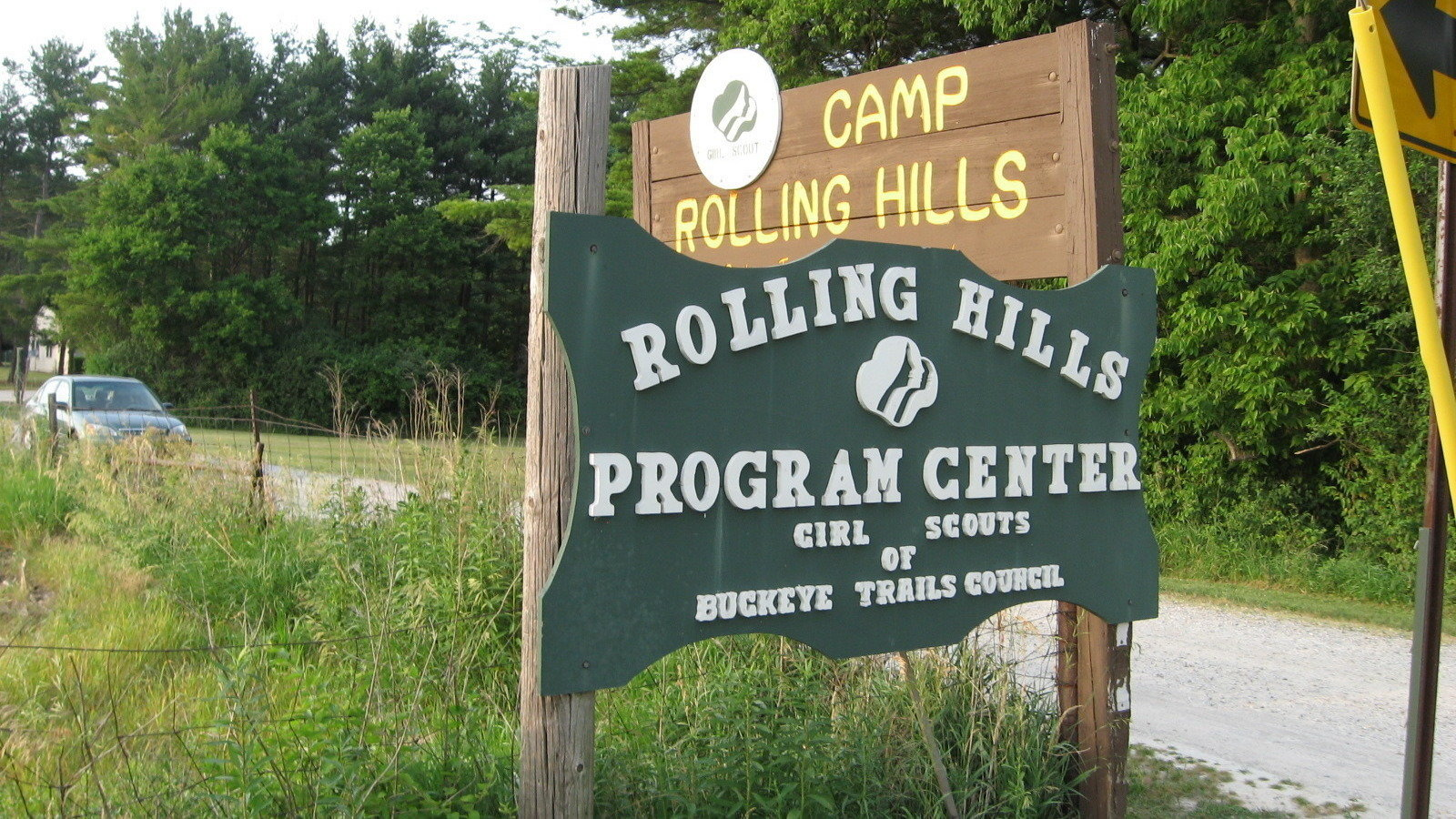 petition save girl scout camp rolling hills from