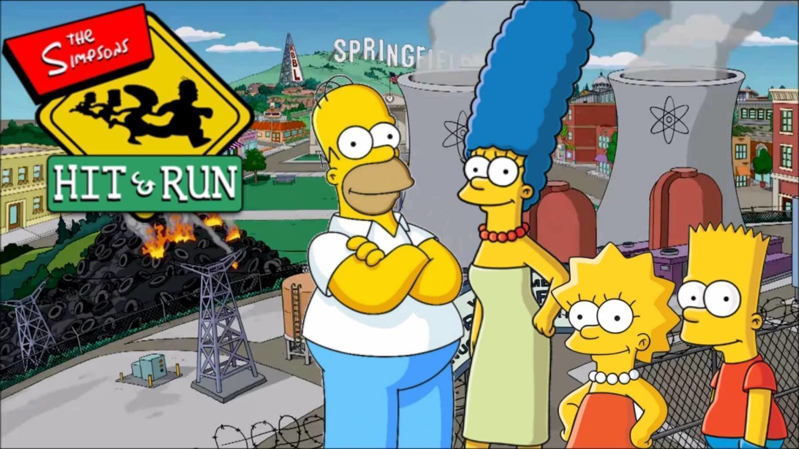 """Petition · Release a sequel to """"The Simpsons Hit and Run"""" · Change.org"""