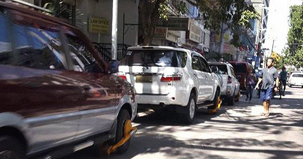 Image result for illegal parking