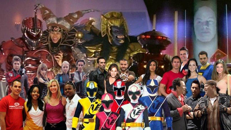 Petition · Saban Brands: Please create a Power Rangers reunion team