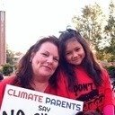 Karen Grimstad, with Climate Parents