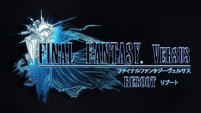 square enix reboot final fantasy versus change reboot final fantasy versus voltagebd Choice Image