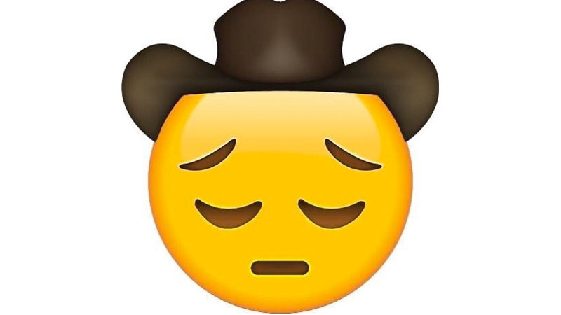 Petition · Make the sad cowboy emoji a real thing · Change org