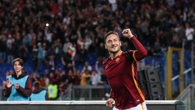 Roma legend Francesco Totti to be given new deal