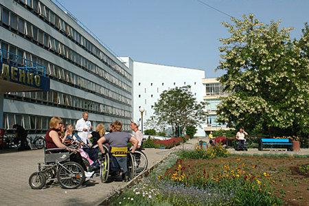 Путевки в санаторий для инвалида колясочника частные родильные дома в москве