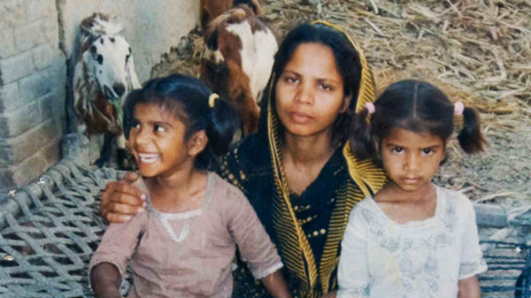 Pakistan - Christian Mother on death row awaits court ruling