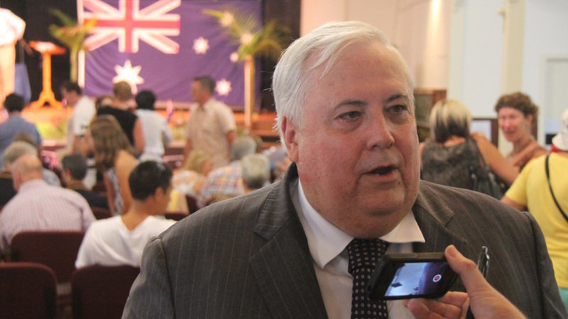 ABC Should Give Clive Palmer A Fair Go