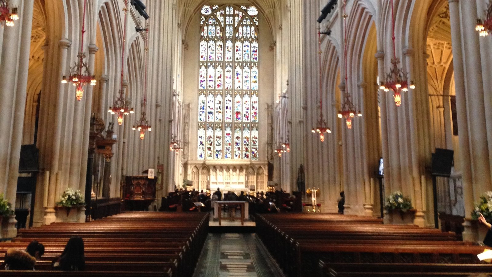 Petition · Save Bath Abbey's exceptional Victorian ...
