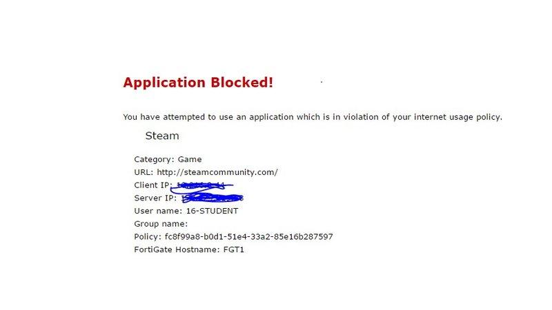 Petition · Heritage Regional High School: Unblock online