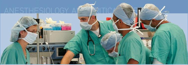 anesthesiste reanimation emploi