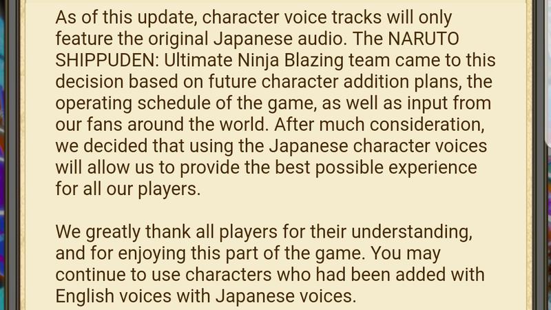 Petition · Bandai Namco Entertainment: Give Naruto Ultimate