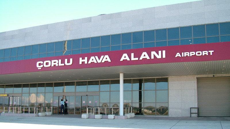 çorlu havalimanı