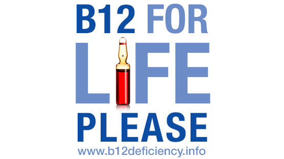 Petition · Please make our life saving injectable vitamin B12
