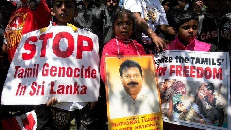 Pass the Tamil Genocide Education Week Act