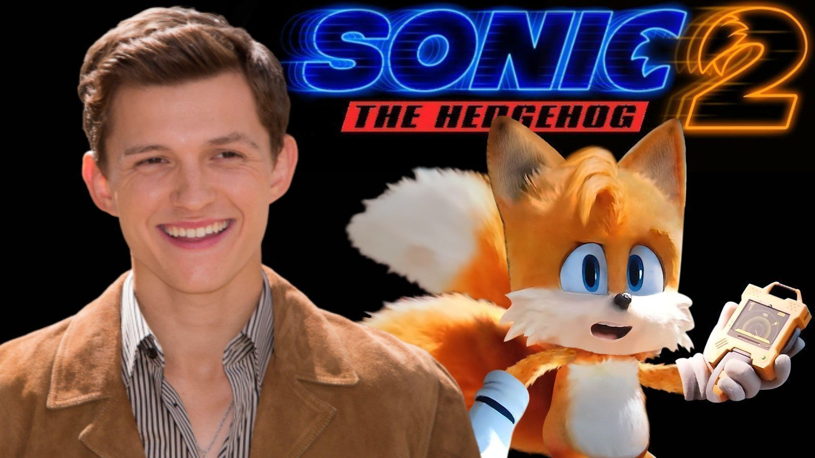 Petition Cast Tom Holland As Tails The Fox In Sonic The Hedgehog 2 Change Org