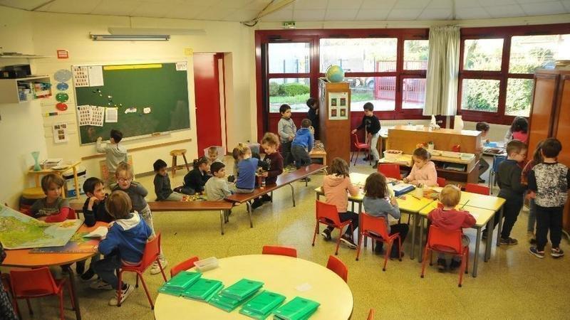 Ecole Lmentaire Les Jardins Vedne