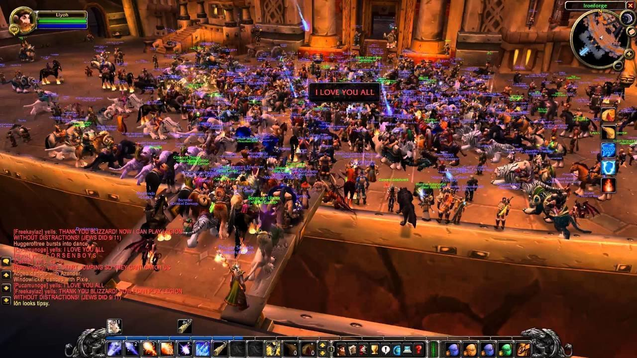 Petition · Blizzcon Ticket Holders: Blizzcon Attendees: Ask about  Legacy/Vanilla WoW! · Change.org