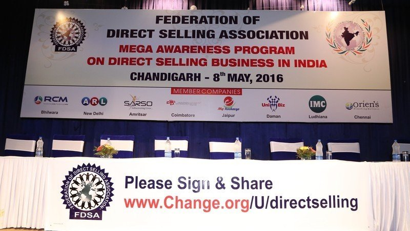 Petition update · Mega Awareness Program on Direct Selling Business