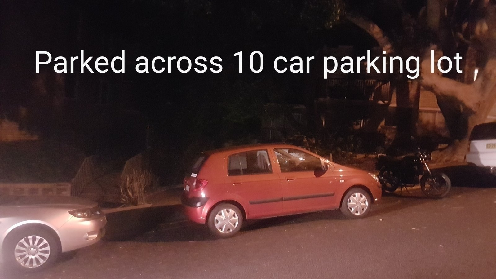 Illegally Parked Cars On Private Property Nsw