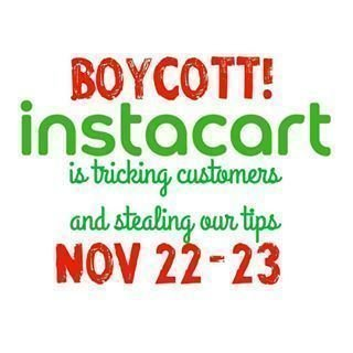 Petition · Instacart: Return Wages To Instacart Shoppers